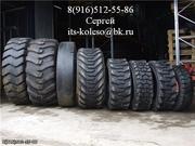 Шины для грузовой,  строительной и складской техники