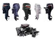 Продаем лодочные моторы (ПЛМ).