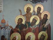 Покупка иконы и церковные книги