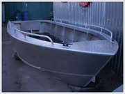 Алюминиевая рыболовная мотолодка  Albatross Mk2