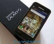 продажи Samsung I9000 Galaxy S GSM открыл мобильный phonne