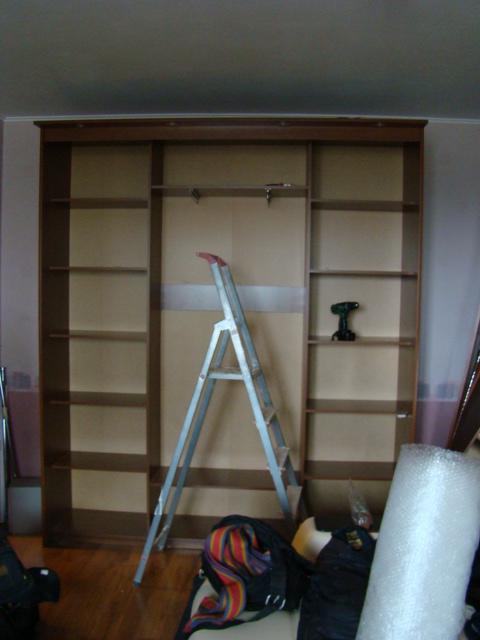 частные объявления по сборке мебели