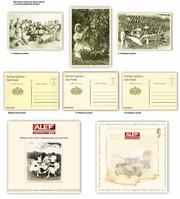 корпоративные открытки, изготовление и печать открыток на заказ.
