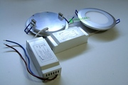 Потолочный светодиодный светильник LS-9W
