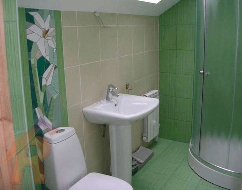 Отделка туалета сайдингом фото 5