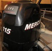Продаётся катер Мастер с ДВУОСТНЫМ прицепом + Мотор(Mercury 115hp)