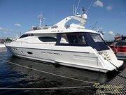 Моторная яхта б/у Ferretti 72