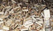 Березовые дрова.