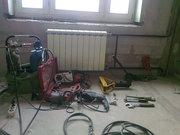 Газосварка. Замена батарей,  радиаторов отопления,  труб в Москве.