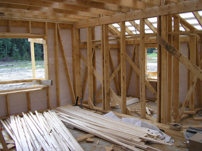 Строительство и ремонт - Строительство домов, коттеджей в Москве - Строительство деревянных домов, бань, беседок - 8-926-1000-13