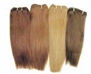 волосы на заколках от оптовика