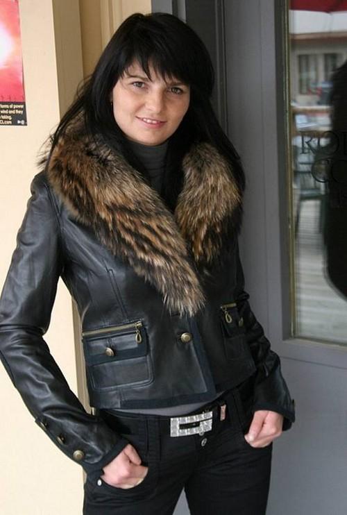 sezonmoda.ru - Кожаные куртки женские