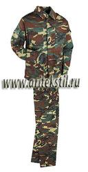 камуфляжная форма для кадетов, летняя и зимняя
