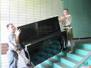 Перевозка мебели, пианино, рояля, сейфов.