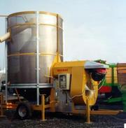 Мобильные зерносушилки MECMAR STR 9