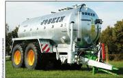 Цистерна для внесения жидких удобрений Joskin Komfort2 18000TS