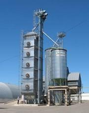 Стационарная зерносушилка Cimbria (Кимбрия)