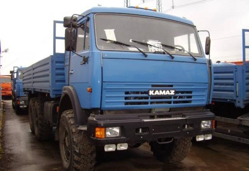 Продажа КАМАЗ 43118 бортовой вез…