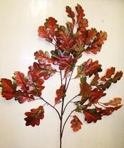 Искусственные и натуральные (стабилизированные) ветки и листья