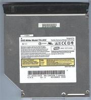DVD-RW привод для ноутбука внутренний