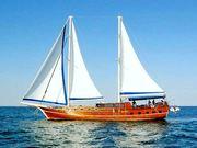 Роскошная яхта Roya;  Maris. Круизы,  чартер,  морские прогулки