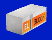 блоки газосиликатные Ель-блок
