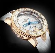 Шикарные часы Ulysse Nardin LADY DIVER