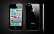 Apple iPhone 4G (32GB),  White/Black новые. оригинал