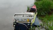 Лодка водометная Рмоагалл