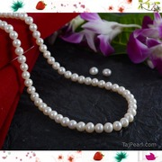 High quality Pearls Necklaces from TajPearl.com