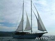 Парусная яхта Aegean