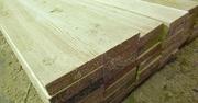 Обрезная доска лиственница (нулевка,  1-3 сорт)