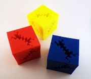 Продажа 3D принтеров,  комплектующих и пластика для 3D печати
