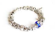 Браслет Пандора Royal Azure серебро