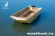 Моторно-гребная лодка «Wyatboat-300»