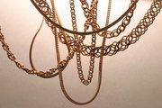 Золотые цепочки и браслеты 585 и 750 пробы от производителя №1