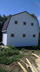 Дом в Подмосковье с пропиской
