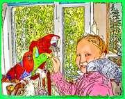 Питомник – разведения птиц. Продажа попугаев,  канареек.  Большие,  круп