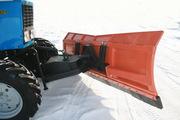 Отвал снегоуборочный скоростной ОПБ-2500С для тракторов МТЗ
