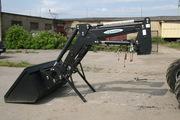 Фронтальный погрузчик МКДУ-82Б для тракторов МТЗ