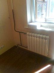 Замена батарей, радиаторов, труб в Москве газосваркой.