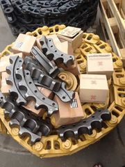Ходовая часть,  гусянка для бульдозера Shantui SD16,  SD22,  SD23,  SD32