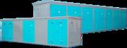 Двухтрансформаторные подстанции 25-2500ква