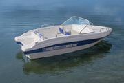 Последняя Моторная лодка Wyatboat 3У