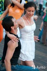 Обучение танцу хастл