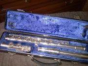 Б/у флейта Selmer USA,  незначительный ремонт,  3000 руб.