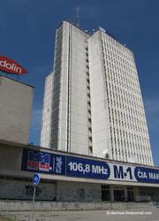 Продаются помещения в Доме печати  в Вильнюсе
