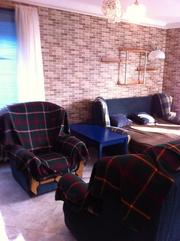 Дёшево сдам комфортабельную квартиру студию (Крым,  г.Ялта)