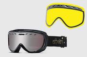 Очки горнолыжные (маска) Smith Cadence + доп. линза Yellow