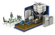 Мини-завод по производству сгущенного молока из сухих компонентов